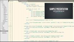Thumbnail for Online Presentations with reveal.js