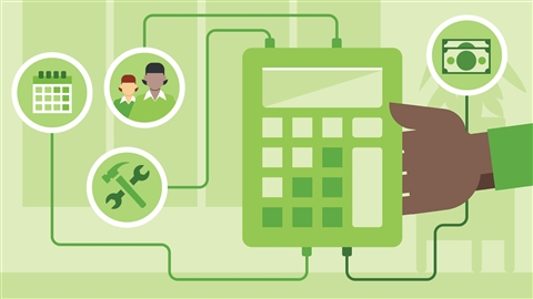 course illustration for Managing Project Budgets