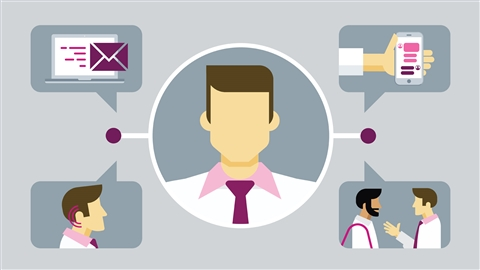 course illustration for Communication Foundations (2013)