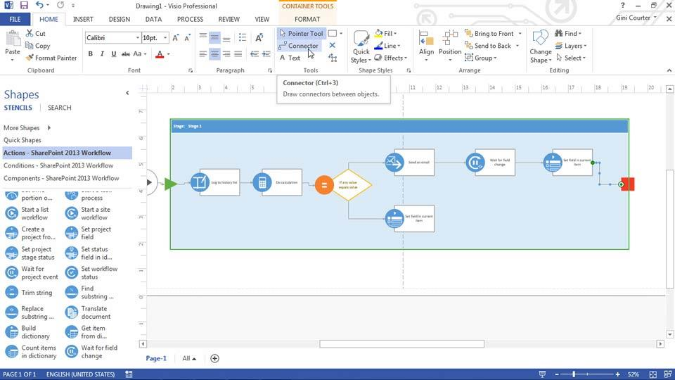 Watch Sharepoint Designer 2013 Custom Workflow Tutorials