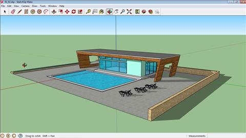 SketchUp for Architecture LayOut