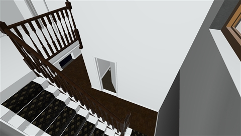 course illustration for SketchUp for Architecture (2014)