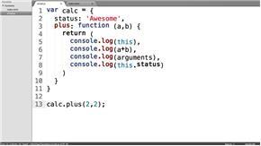 Thumbnail for JavaScript: Functions
