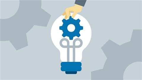 course illustration for Managing Team Creativity