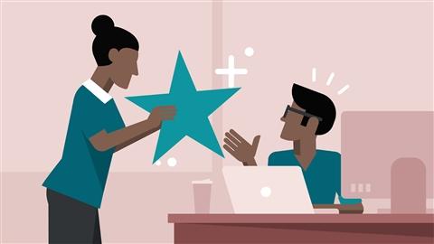 course illustration for Rewarding Employees