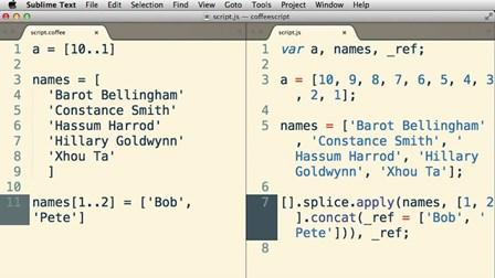 Learning CoffeeScript thumbnail