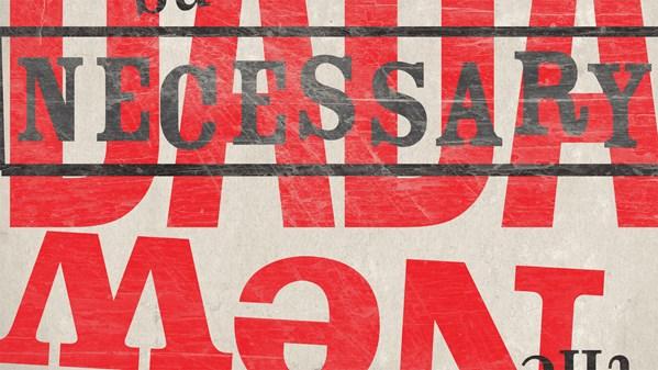 Designing A Typographic Dada Poster