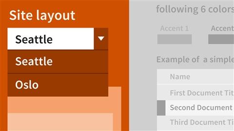 course illustration for SharePoint Designer 2013: Branding SharePoint Sites