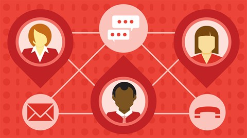 course illustration for Managing Virtual Teams