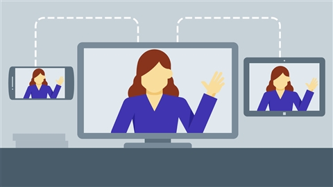 course illustration for Introduction to Screencasting