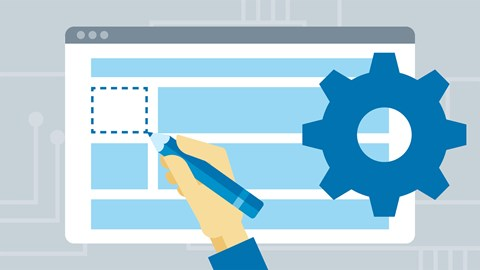 course illustration for Web Development Foundations: Web Technologies