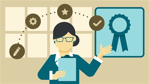 course illustration for Project Management Foundations: Quality