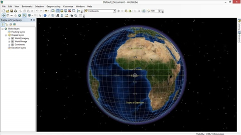 course illustration for Real-World GIS