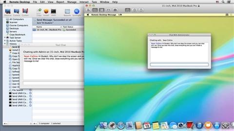 course illustration for Learning Apple Remote Desktop