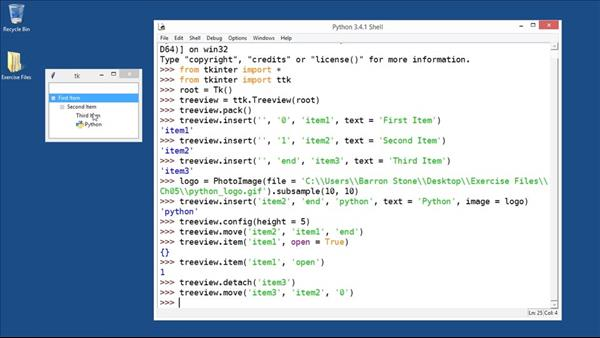 Python Gui Development With Tkinter