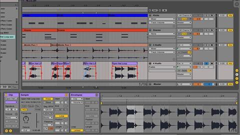 course illustration for EDM Production Techniques: Drums