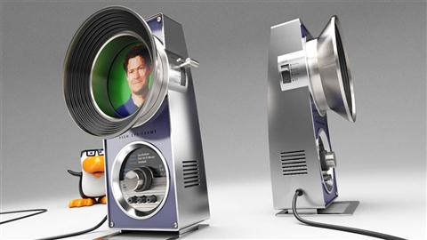 course illustration for Rhino and V-Ray: Product Design Rendering