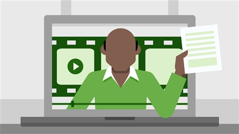 course illustration for Instructional Design: Creating Video Training