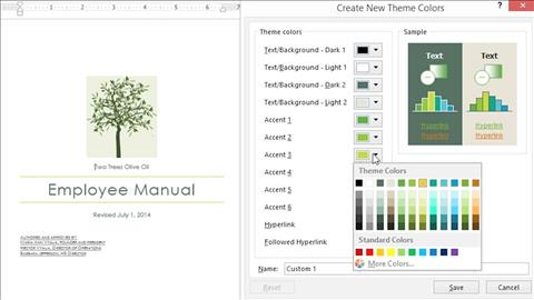course illustration for Word 2013 Power Shortcuts