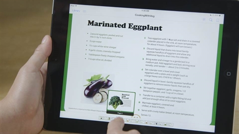 course illustration for InDesign: Creating Fixed-Layout EPUBs