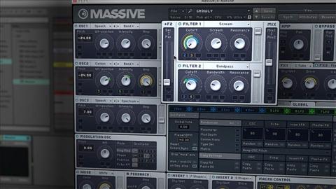 course illustration for EDM Production Techniques: Basslines