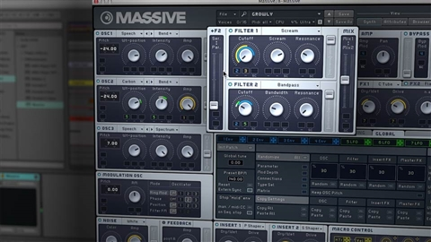 course illustration for EDM Production Techniques: Basslines