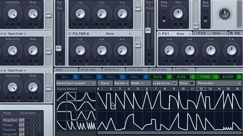 course illustration for Learning Synth Programming: Beyond the Basics