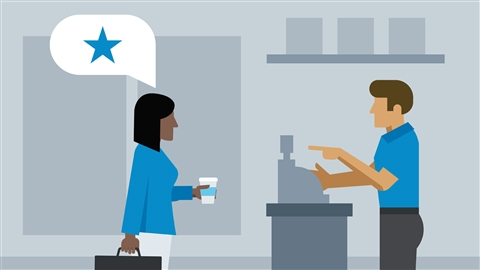course illustration for Building Customer Loyalty
