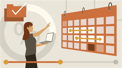 course illustration for Project Management Simplified (2014)