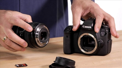 Canon Training and Tutorials | Lynda com