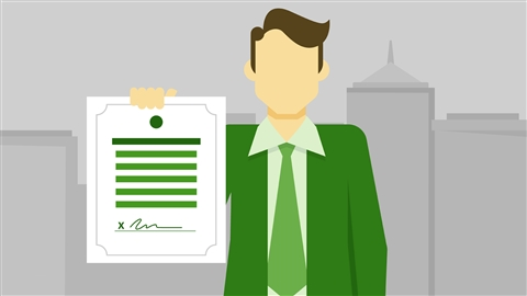 course illustration for Setting Up Your Small Business as a Legal Entity