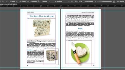 indesign online courses classes training tutorials on lynda