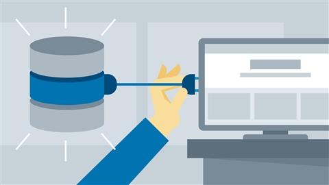 course illustration for SharePoint Designer 2013: Creating Data-Driven Sites
