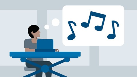 course illustration for Write Think and Act Like a Professional Songwriter