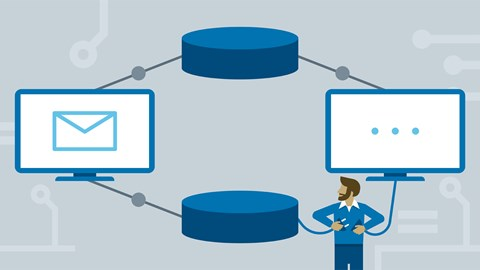 course illustration for Advanced Cisco Routing: RIPv2, EIGRP, and OSPF