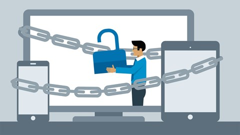 course illustration for Learning IT Security