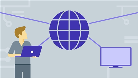 course illustration for Learning IPv6