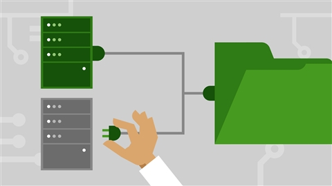 course illustration for Windows Server 2012 Active Directory: Network Services