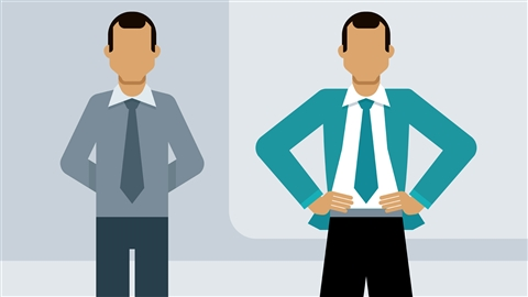 course illustration for Body Language for Leaders