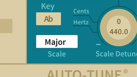 Learning Auto-Tune 8