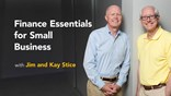 watch trailer video for Finance Essentials for Small Business