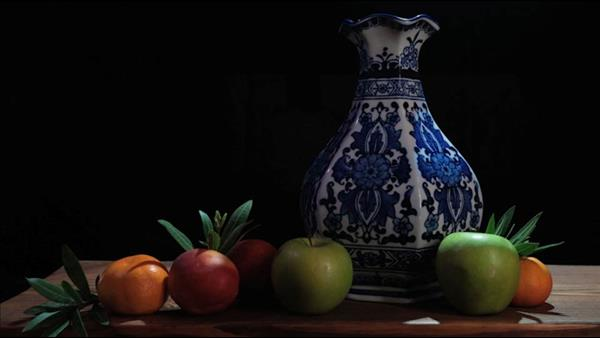 Lighting and Photographing a Still Life