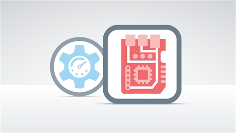 course illustration for Up and Running with Raspberry Pi
