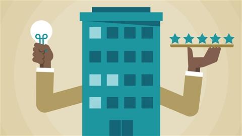 course illustration for Innovative Customer Service Techniques