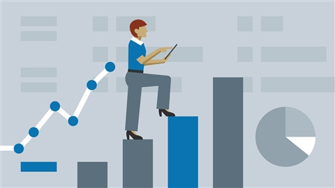 course illustration for Google Analytics Essential Training