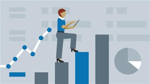 course illustration for Google Analytics Essential Training (2015)