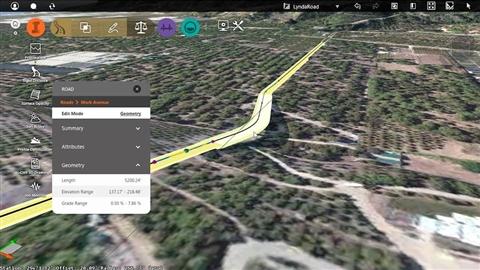 course illustration for Roadway Design: InfraWorks 360