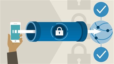 course illustration for Learning VPN