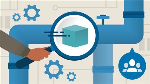 course illustration for Azure for DevOps: Dependency Management