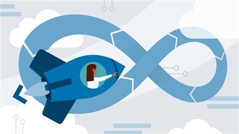 course illustration for Azure DevOps: Continuous Delivery with YAML Pipelines